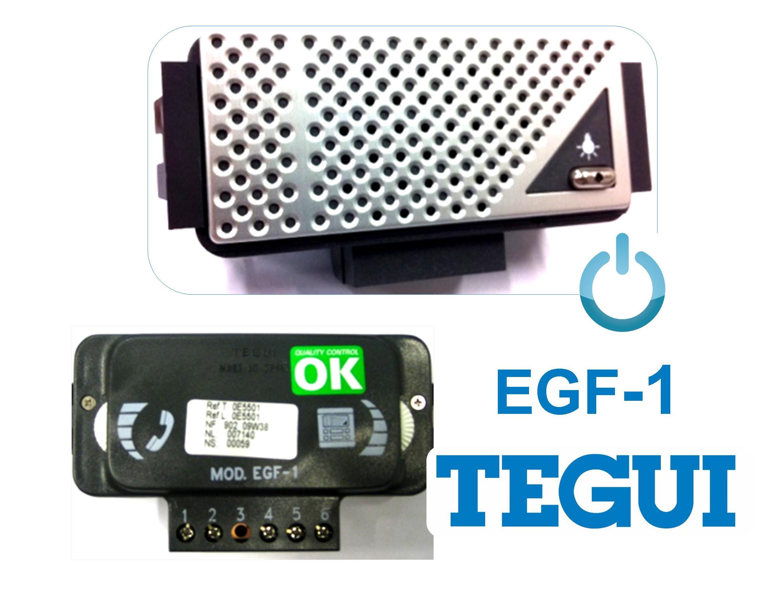 Portero Convencional Serie Europa 1 EGF-1 (0E5501) y E-14 (0E5514)