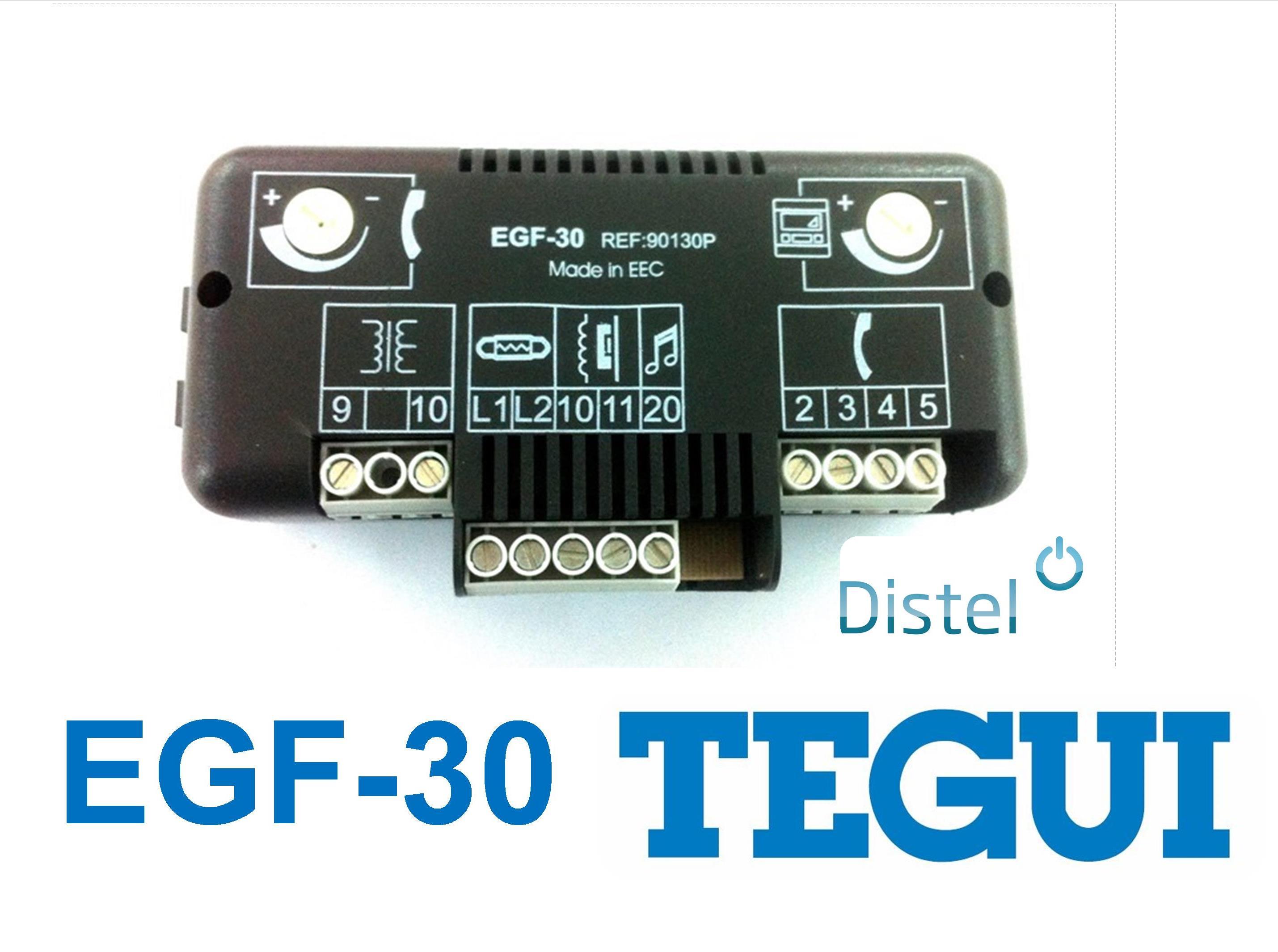 EGF 30 TEGUI