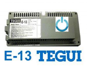 Portero Convencional Serie Europa 1 EGF-1 (0E5501) y E-13 (0E5513)