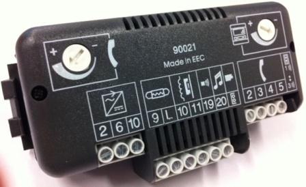 Portero Simplificado Serie Europa 1. EGF-1 (0E5501) y E-11 (0E5511)