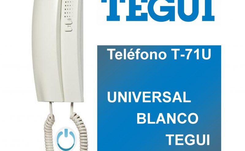 telefono tegui universal
