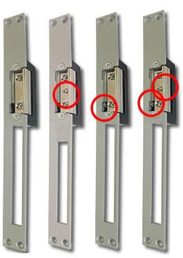 Cerraduras electricas abrepuertas