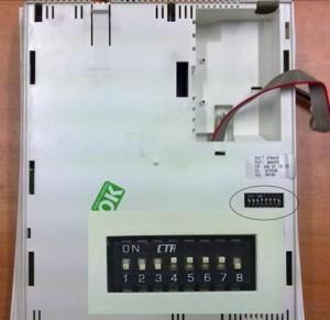 Codificación Monitores Digitales 374420 y 374430 Tegui