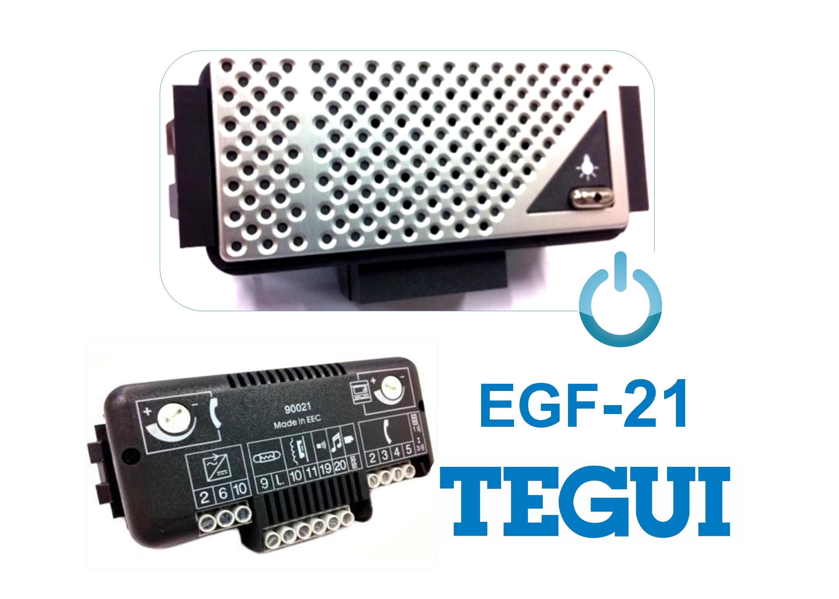 Grupo Fónico EGF-21