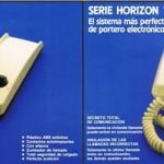 Horizon N y Horizon TS