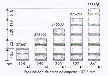 Medidas y Cotas de Placas, Teléfonos, Monitores y Complementos