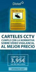 Carteles CCTV al mejor precio