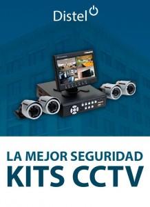 La mejor seguridad – Kits CCTV