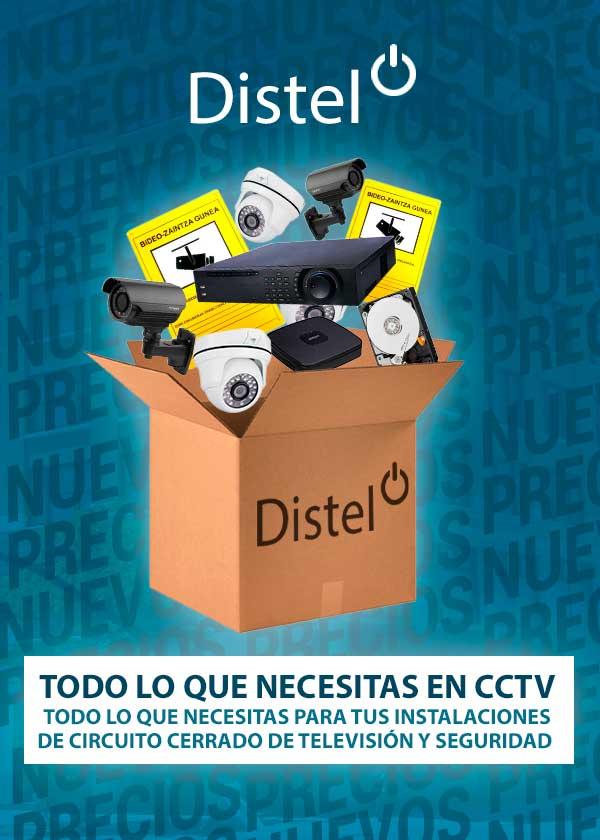 Todo lo que necesitas en CCTV