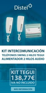 Kit intercomunicación