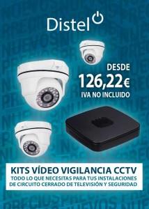 Kits de videovigilancia CCTV