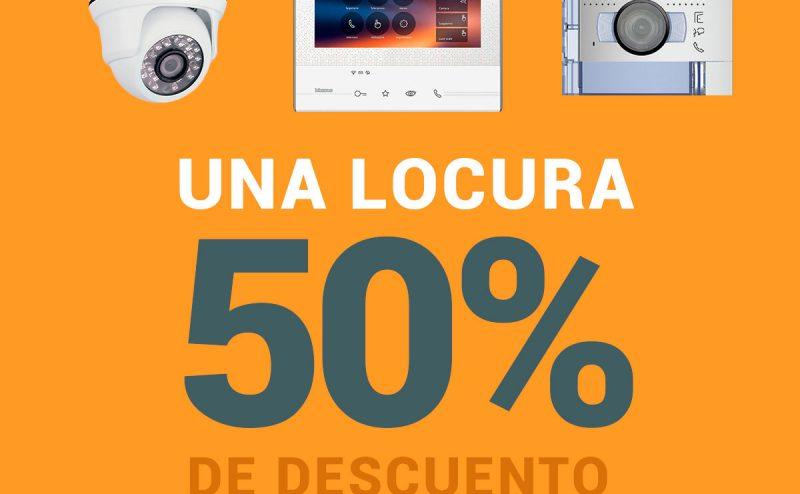 50% de descuento en la gama Tegui